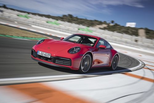 Will Porsche Fans Ever Live in a Driverless World? Porsche Says No