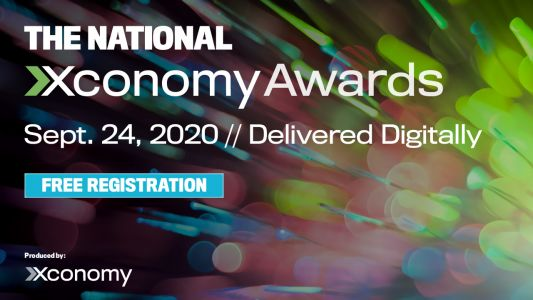 National Xconomy Awards Digital Ceremony Complimentary Tickets Now Available