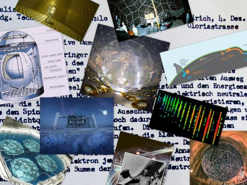 90 Years of Neutrino Science