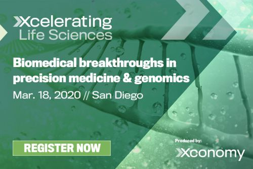 Event Announcement: Xcelerating Life Sciences San Diego