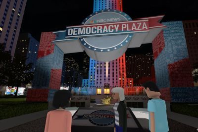 Tech Transforms the Election Experience, From VR to Voter Registration