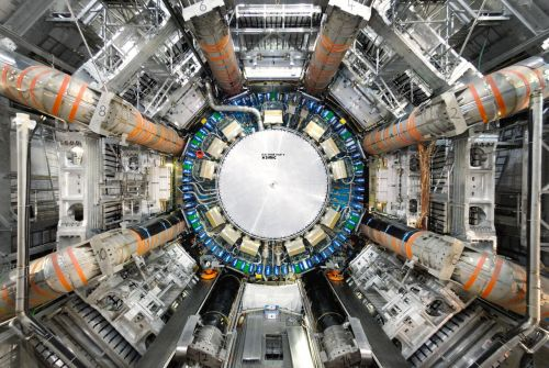 CERN's Large Hadron Collider Creates Matter From Light