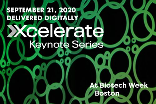 Final Agenda Released for the Xcelerate Keynote Series at Biotech Week Boston