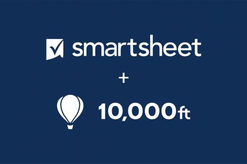 Smartsheet Makes Another Software Acquisition With Deal for 10,000ft