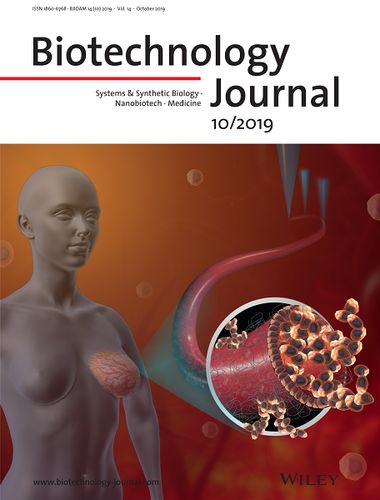 Cover Picture: Biotechnology Journal 10/2019