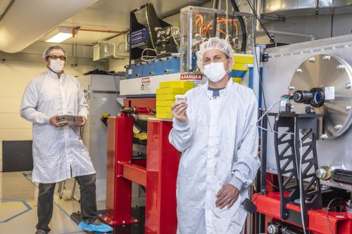 A New Way to Measure Record-Setting Electron Beams