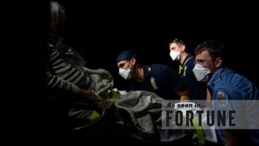 Fortune: If we don't vaccinate the world quickly, all our COVID efforts will be a waste