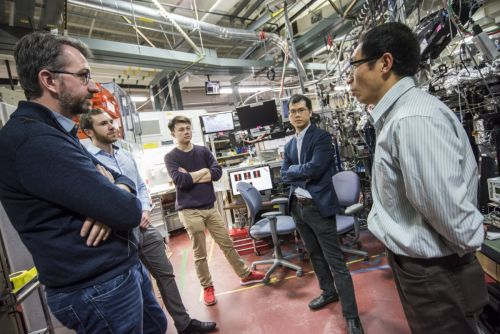 X-Rays Provide Key Insights on Path to Lithium-Rich Battery Electrode