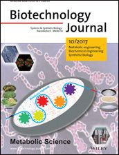 Cover Picture: Biotechnology Journal 10/2017