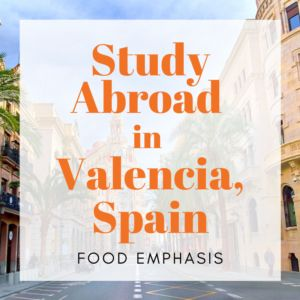Study Food Science in Spain